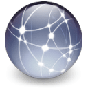 Mac OS X Network Icon